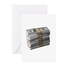 My Stack of Money Greeting Cards (Pk of 10)