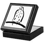 Stylized Raptor Keepsake Box