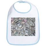 My Money Wall Bib