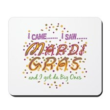 I Came...I Saw... Mousepad