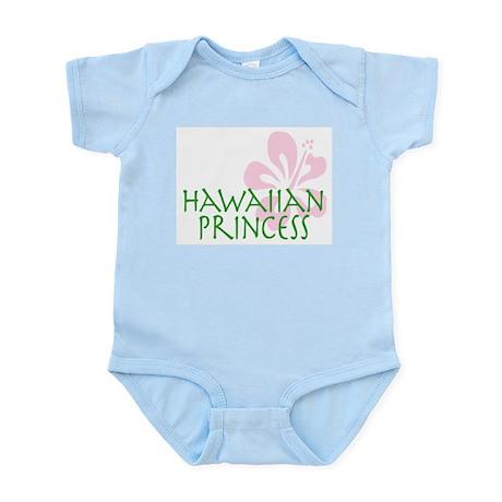 Hawaiian Princess bodysuit
