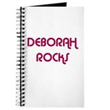 DEBORAH ROCKS Journal