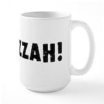 Huzzah: Large Mug
