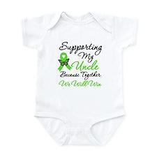 Lymphoma Support (Uncle) Infant Bodysuit