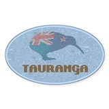 Tauranga Oval Decal