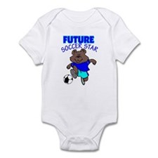 Future Soccer Star Infant Bodysuit