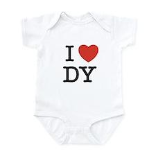 I Heart DY Infant Bodysuit
