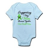 Lymphoma Support (Mom) Onesie