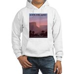Colorado Sunset Hooded Sweatshirt