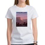 Colorado Sunset Women's T-Shirt