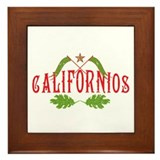 Californios Framed Tile