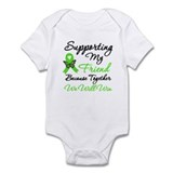 LymphomaSupport (Father) Infant Bodysuit