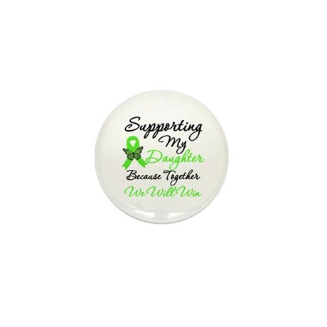 Lymphoma Support (Daughter) Mini Button (100 pack)