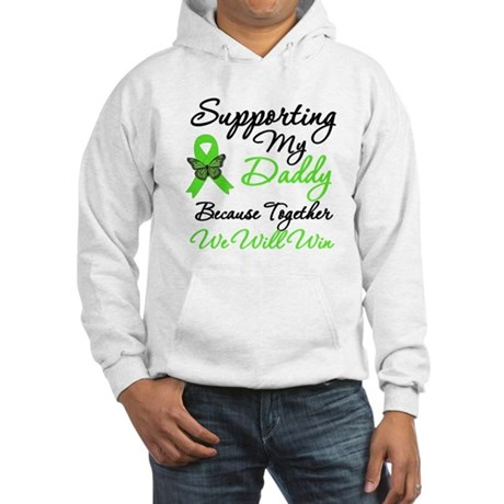 Lymphoma Support (Daddy) Hooded Sweatshirt