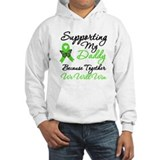 Lymphoma Support (Daddy) Hoodie Sweatshirt