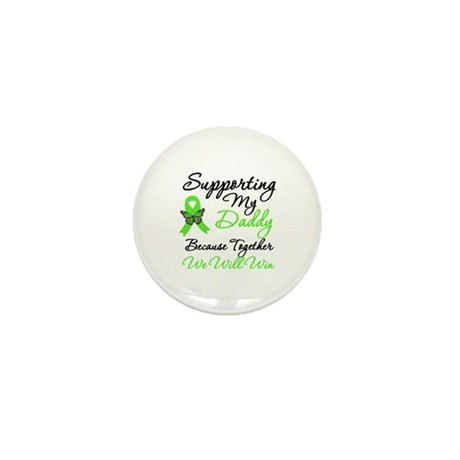 Lymphoma Support (Daddy) Mini Button
