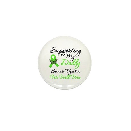 Lymphoma Support (Daddy) Mini Button (100 pack)