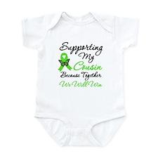 LymphomaSupport (Cousin) Infant Bodysuit