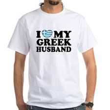 I love My Greek Husband Shirt