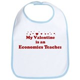 Valentine: Economics Teacher Bib