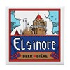 Elsinore Brewing Tile Coaster