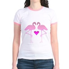 Flamingo Love T