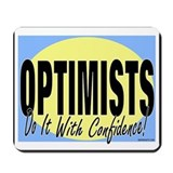 Optimists Mousepad