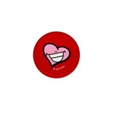 Love Button 4 Mini Button (100 pack)