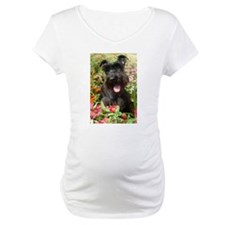 Black Miniature Schnauzer Shirt