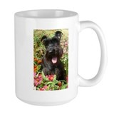 Black Miniature Schnauzer Mug