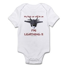 F35 Lightning II Infant Bodysuit