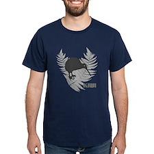 Silver Fern Kiwi T-Shirt