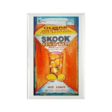 "Schuylkill ""SKOOK"" Pop Art Tea Magnet"