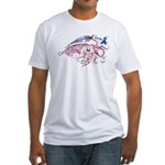 Fitted Cuttlefish T-Shirt