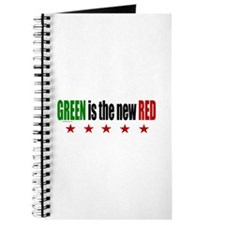 GREEN Is The New RED Journal