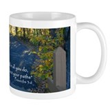 Seek his will... Small Mug