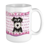 Miniature Schnauzer Valentine Coffee Mug