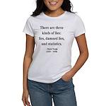 Mark Twain 18 Women's T-Shirt