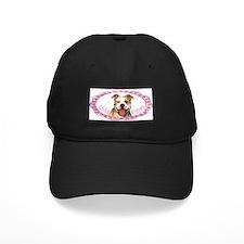 Pit Bull Valentine Baseball Hat