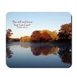 Psalm 46  10 Classic Mousepad
