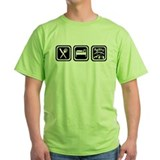 Eat Sleep Agility T-Shirt