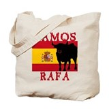 Vamos Rafa Tennis Tote Bag