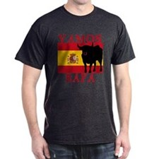Vamos Rafa Tennis T-Shirt