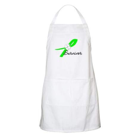 Lymphoma Survivor BBQ Apron