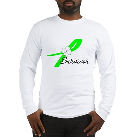 Lymphoma Survivor Long Sleeve T-Shirt