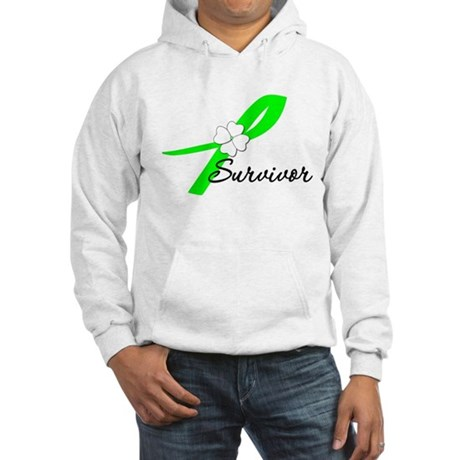 Lymphoma Survivor Hooded Sweatshirt
