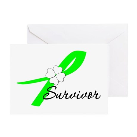 Lymphoma Survivor Greeting Card