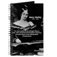 Mary Shelley Frankenstein Journal