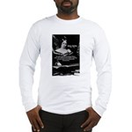 Mary Shelley Frankenstein Long Sleeve T-Shirt