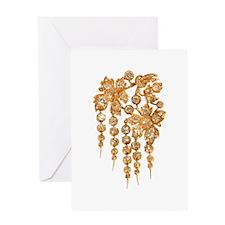 Diamond Costume Jewelry Greeting Card